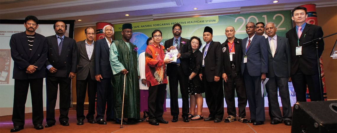 The 1st Scientific National Conference on Natural Healthcare and Medicine 2012 Report